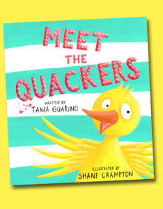 photo of book Meet the Quackers